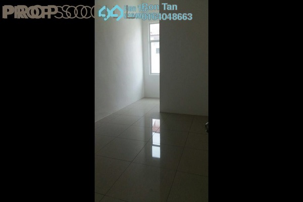 For Sale Terrace at Prestige III, Balik Pulau Freehold Semi Furnished 4R/3B 630k