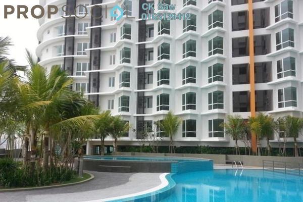 For Rent Condominium at Tiara Mutiara, Old Klang Road Freehold Semi Furnished 3R/2B 1.7k