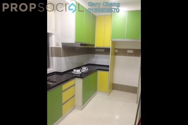 For Rent Serviced Residence at I Residence, Kota Damansara Leasehold Fully Furnished 3R/2B 2.3k
