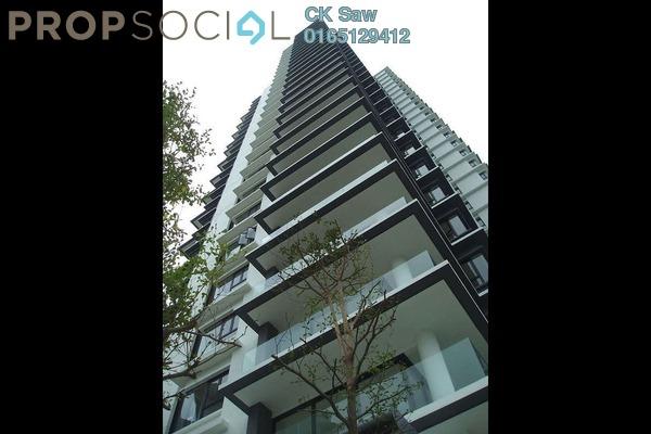 For Rent Condominium at Lumina Kiara, Mont Kiara Freehold Semi Furnished 5R/5B 5.8k