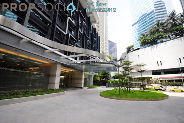 For Rent Condominium at Binjai 8, KLCC Freehold Fully Furnished 2R/1B 3.2k