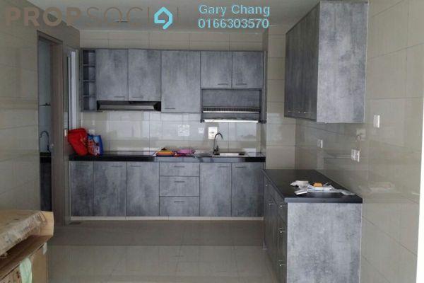 For Rent Serviced Residence at Uptown Residences, Damansara Utama Freehold Semi Furnished 3R/3B 4k