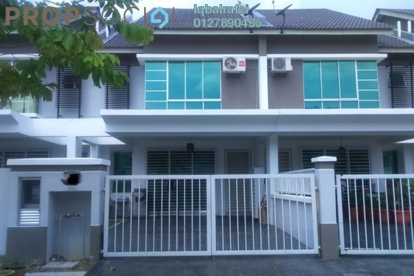 For Sale Terrace at Oakland Commercial Centre, Seremban Freehold Fully Furnished 4R/3B 470k