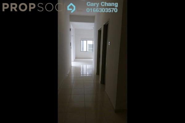 For Rent Serviced Residence at I Residence, Kota Damansara Leasehold Semi Furnished 3R/2B 2k