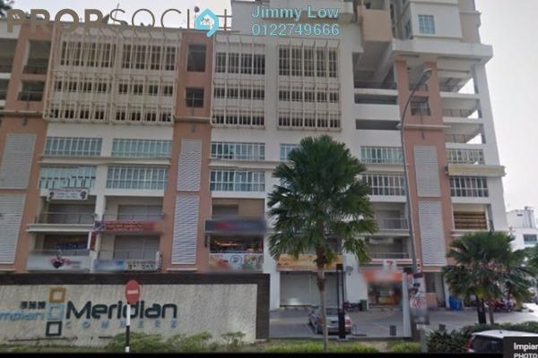 For Rent Office at Impian Meridian, UEP Subang Jaya Freehold Unfurnished 0R/0B 2.8k