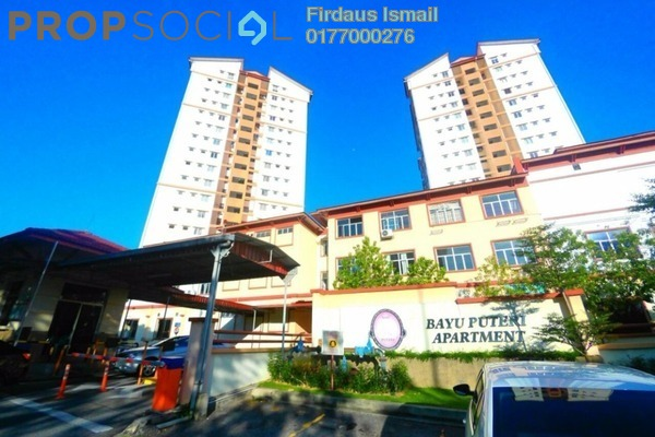 For Sale Apartment at Bayu Puteri, Tropicana Leasehold Fully Furnished 3R/2B 430k