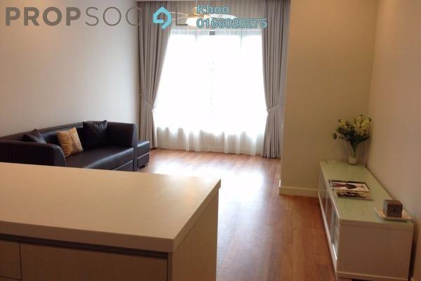 For Rent Condominium at Sixceylon, Bukit Ceylon Freehold Fully Furnished 2R/2B 3.5k