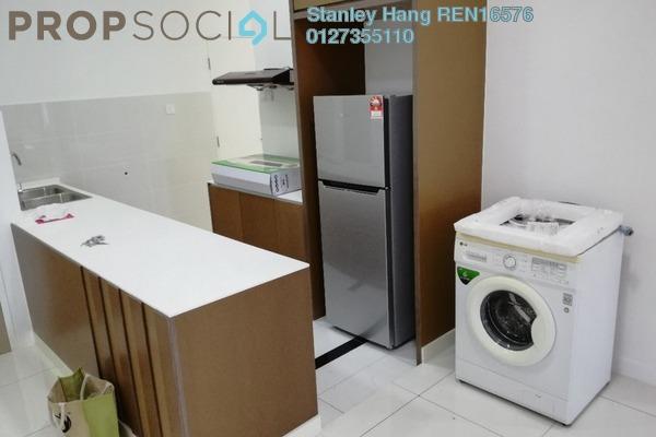 For Rent Serviced Residence at Skypod, Bandar Puchong Jaya Freehold Semi Furnished 3R/2B 1.9k