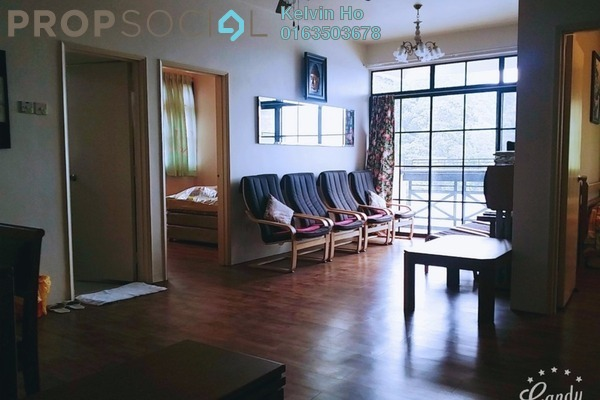 For Rent Condominium at Genting View, Genting Highlands Freehold Fully Furnished 3R/2B 3k