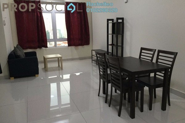 For Rent Serviced Residence at Saville @ The Park, Pantai Freehold Fully Furnished 3R/2B 2.6k