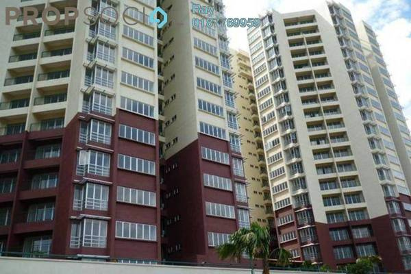 For Rent Condominium at Villa Wangsamas, Wangsa Maju Freehold Fully Furnished 3R/3B 2.5k