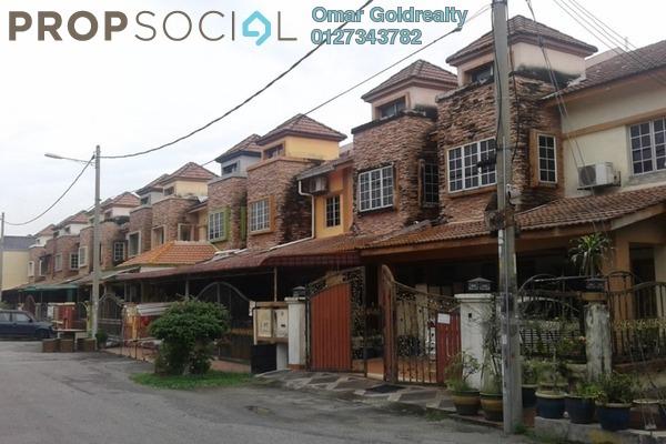 For Sale Terrace at Bangi Perdana, Bandar Baru Bangi Freehold Unfurnished 4R/3B 530k