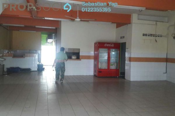 For Rent Shop at Section 5, Wangsa Maju Leasehold Unfurnished 0R/0B 4.5k