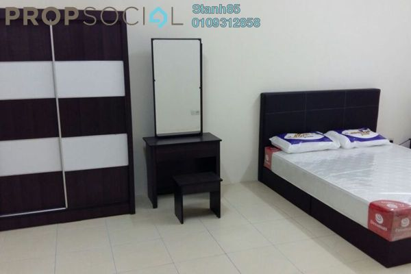 For Rent Condominium at Platinum Lake PV12, Setapak Leasehold Fully Furnished 3R/2B 1.95k