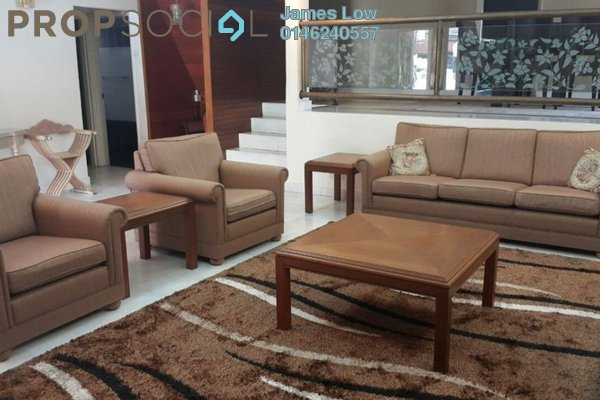 For Rent Bungalow at Bangsar Villa, Bangsar Freehold Fully Furnished 5R/5B 8k