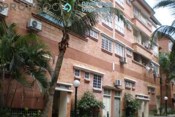 For Sale Apartment at Red Ruby Apartment, Seri Kembangan Freehold Unfurnished 3R/2B 270k