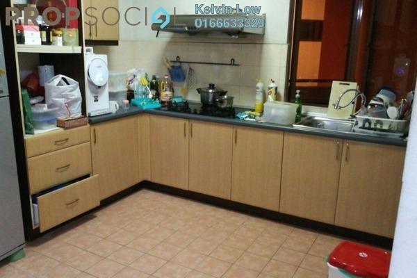 For Sale Condominium at Palm Spring, Kota Damansara Leasehold Semi Furnished 3R/2B 450k