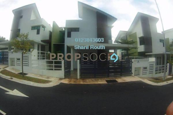 For Sale Bungalow at D'Ramal Prima, Bandar Baru Bangi Freehold Unfurnished 5R/4B 1.27m
