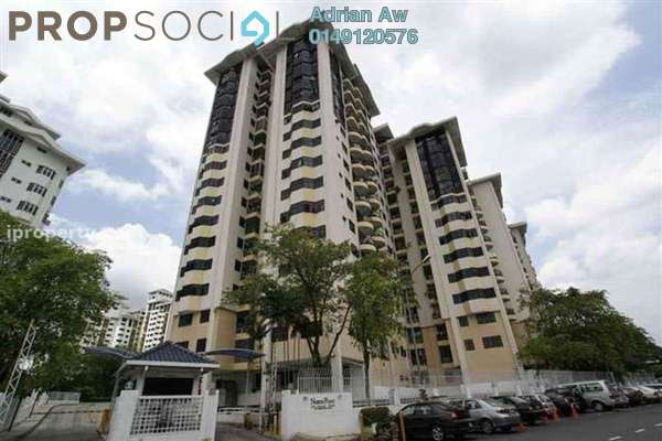 For Rent Condominium at One Ampang Avenue, Ampang Leasehold Fully Furnished 4R/3B 2.45k