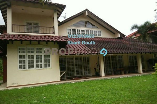 For Sale Bungalow at Saujana Impian, Kajang Freehold Semi Furnished 7R/6B 2.3m