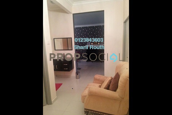 For Sale Condominium at Suria Jelatek Residence, Ampang Hilir Leasehold Fully Furnished 3R/2B 800k