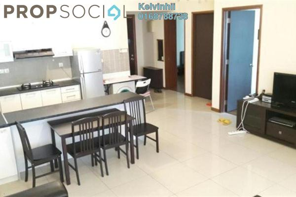 For Rent Condominium at Saujana Residency, Subang Jaya Freehold Fully Furnished 2R/2B 3.1k