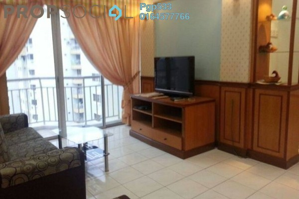For Sale Condominium at Villa Emas, Bayan Indah Leasehold Fully Furnished 3R/2B 430k