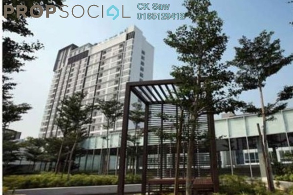 For Rent Condominium at C180, Cheras South Freehold Fully Furnished 1R/1B 1.4k