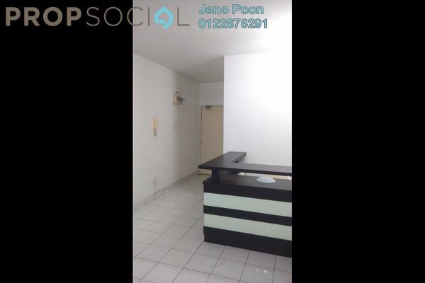 For Sale Condominium at Endah Ria, Sri Petaling Leasehold Semi Furnished 3R/2B 413k