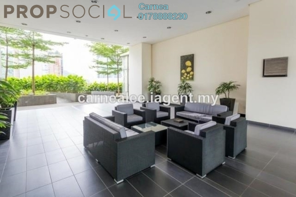 For Rent Serviced Residence at Neo Damansara, Damansara Perdana Leasehold Fully Furnished 0R/1B 1.3k