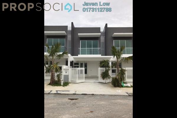 For Sale Terrace at Paragon 129, Bandar Putra Permai Leasehold Semi Furnished 4R/3B 950k