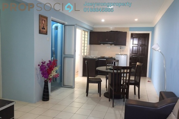 For Rent Apartment at Vistaria, Puchong Freehold Fully Furnished 3R/2B 950translationmissing:en.pricing.unit