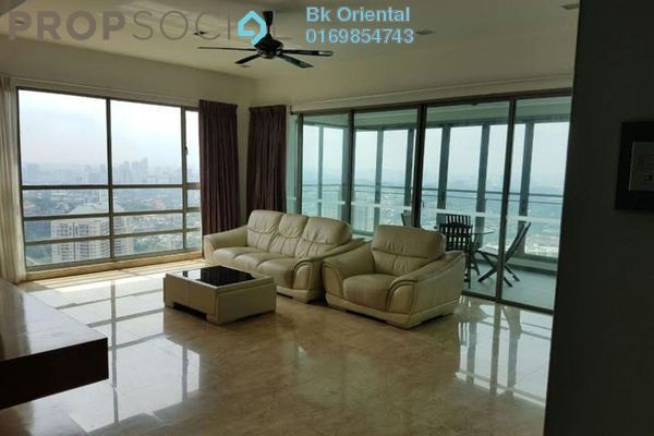 For Rent Condominium at 10 Mont Kiara, Mont Kiara Freehold Fully Furnished 4R/4B 11k