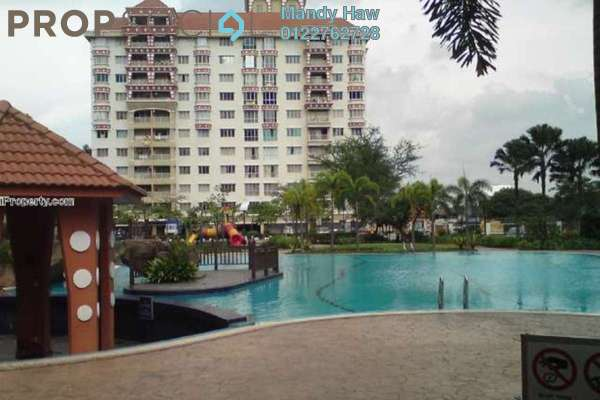 For Rent Condominium at Koi Tropika, Puchong Leasehold Fully Furnished 2R/1B 1k
