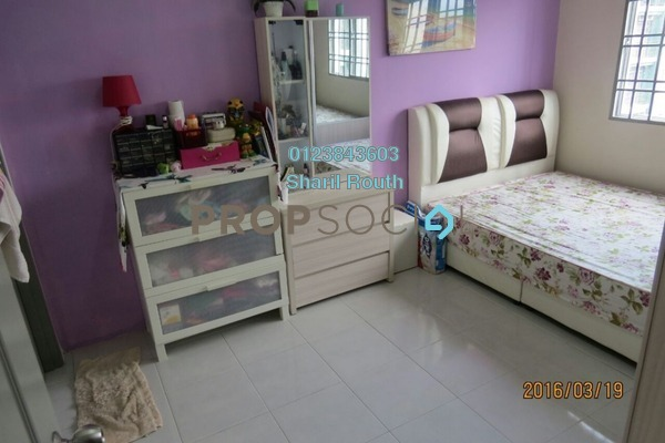 For Sale Apartment at Taman Raintree, Batu Caves Leasehold Fully Furnished 3R/2B 330k