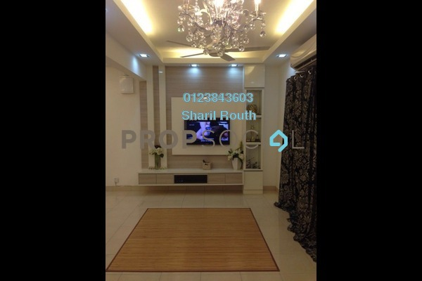 For Sale Terrace at Taman Perindustrian UEP, UEP Subang Jaya Freehold Semi Furnished 4R/3B 750k