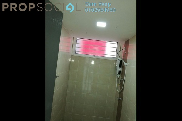 For Rent Condominium at MH Platinum Residency, Setapak Freehold Semi Furnished 3R/2B 1.9k