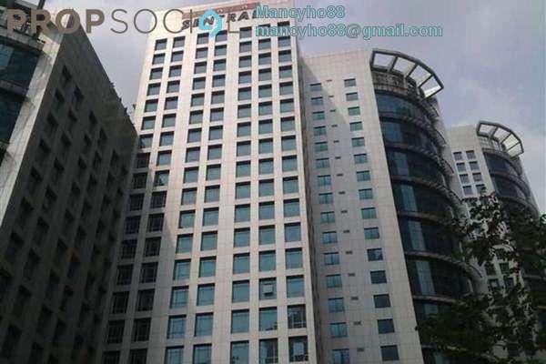 For Rent Office at Plaza Sentral, KL Sentral Freehold Fully Furnished 0R/0B 12k