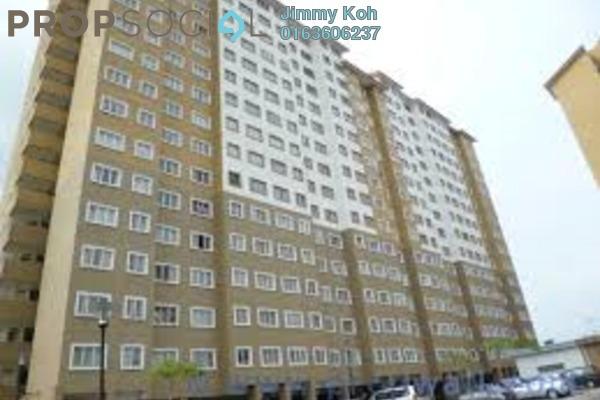 For Rent Condominium at Putra Suria Residence, Bandar Sri Permaisuri Leasehold Fully Furnished 3R/2B 1.5k
