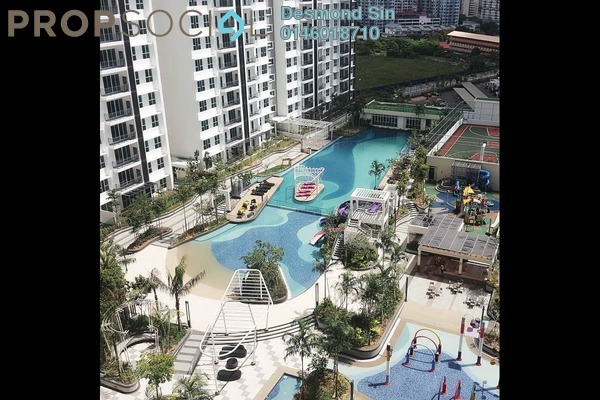 For Sale Condominium at Imperial Residences, Sungai Ara Freehold Unfurnished 3R/2B 560k