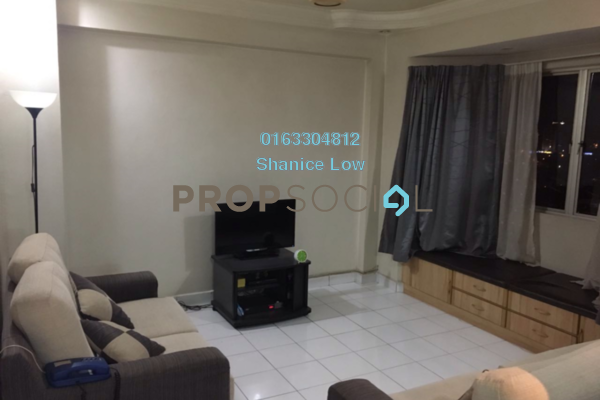 For Sale Condominium at Aman Dua, Kepong Freehold Semi Furnished 2R/1B 310k