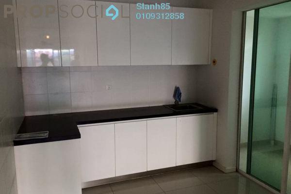 For Rent Condominium at 222 Residency, Setapak Freehold Semi Furnished 2R/2B 1.55k