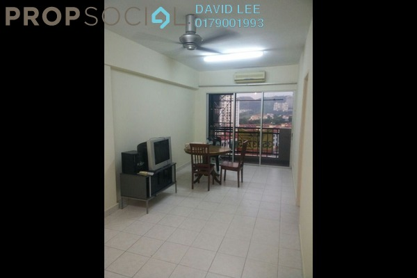 For Rent Apartment at Pelangi Damansara, Bandar Utama Leasehold Semi Furnished 3R/2B 1.15k