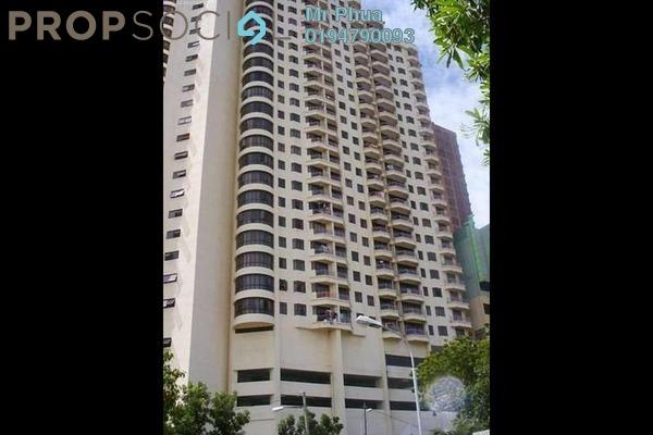 For Rent Apartment at Midlands Condominium, Pulau Tikus Leasehold Semi Furnished 3R/2B 1.3k