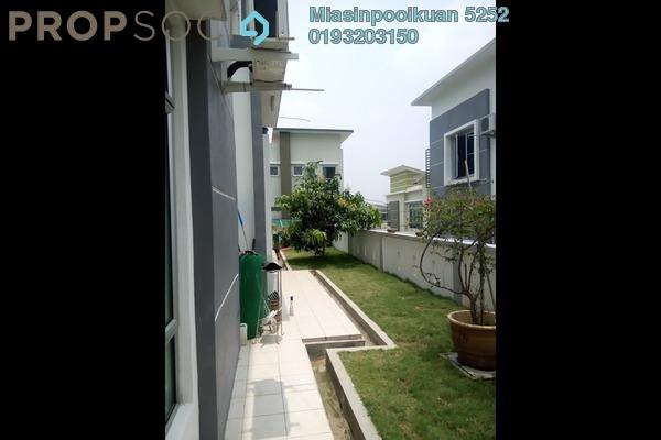 For Rent Semi-Detached at Tiara Heights, Bandar Baru Salak Tinggi Freehold Fully Furnished 4R/5B 1.7k