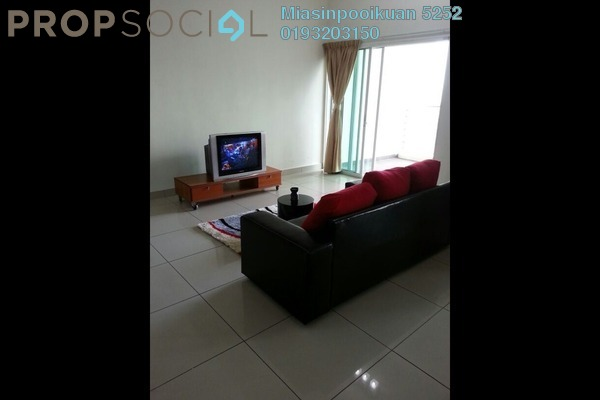 For Rent Condominium at Impian Meridian, UEP Subang Jaya Freehold Fully Furnished 3R/2B 1.8k