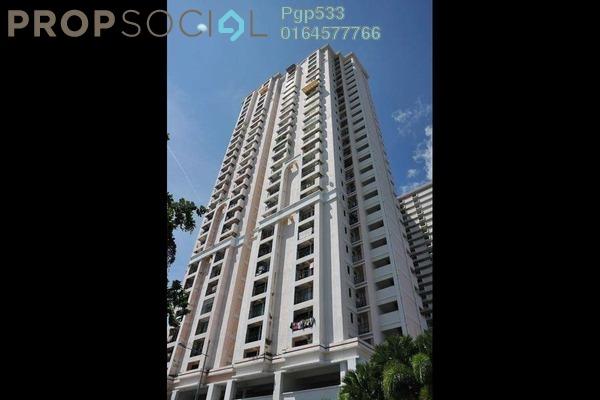 For Rent Condominium at Halaman Kristal, Green Lane Freehold Fully Furnished 3R/2B 1.6k