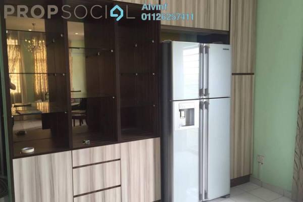 For Sale Condominium at Endah Ria, Sri Petaling Leasehold Semi Furnished 4R/4B 850k