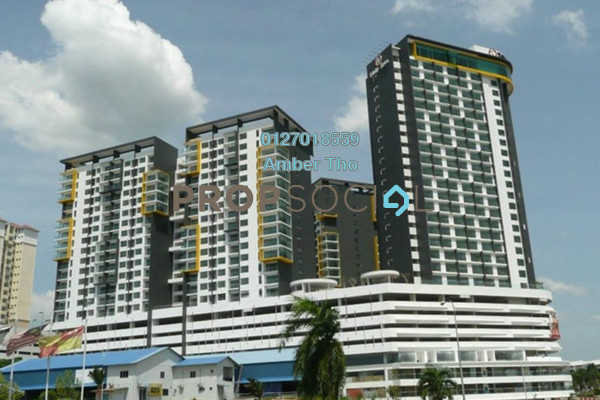 For Rent Condominium at Zeva, Bandar Putra Permai Leasehold Semi Furnished 1R/1B 988translationmissing:en.pricing.unit