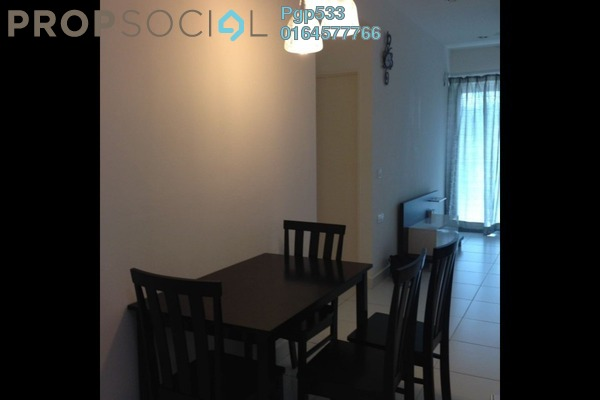 For Rent Condominium at Elit Heights, Bayan Baru Freehold Fully Furnished 3R/2B 1.6k